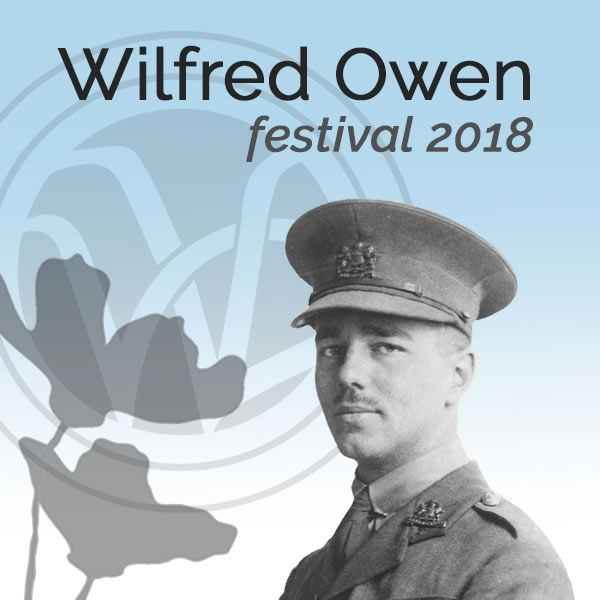 Wilfred Owen Festival 2018