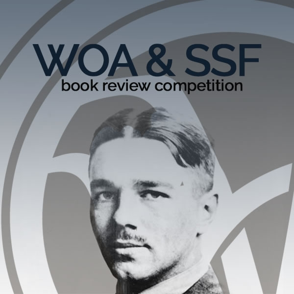 The winner of the WOA and SSF book review competition