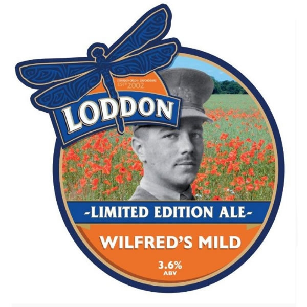 "Loddon Brewery launch ""Wilfred's Mild"""
