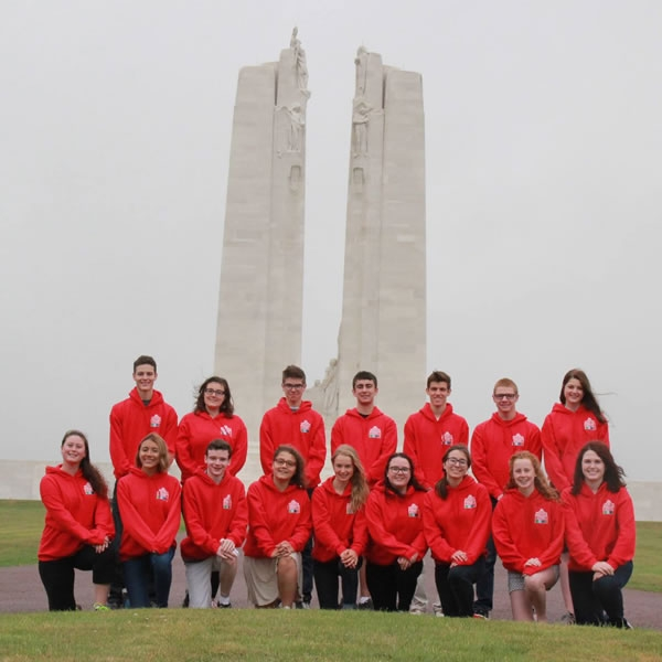 The Beaverbrook Vimy Prize for young people