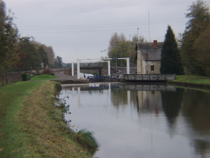 The Lock at Ors